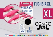 SHOEPS FUCHSIA XL