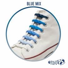 SHOEPS BLUE MIX 14 STUKS