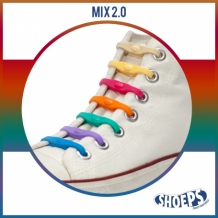 SHOEPS PASTEL MIX 14 STUKS