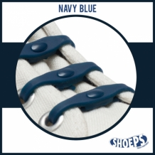 SHOEPS NAVY BLUE 14 STUKS