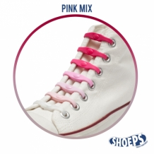 SHOEPS PINK MIX 14 STUKS