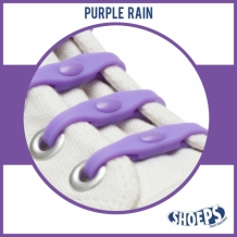 SHOEPS PURPLE RAIN 14 STUKS